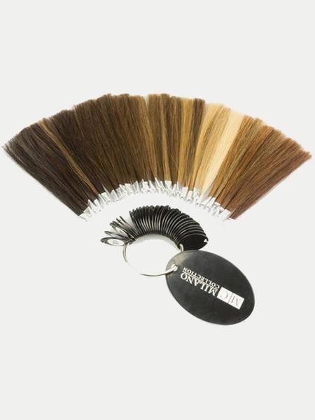 Milano Human Hair Color Ring