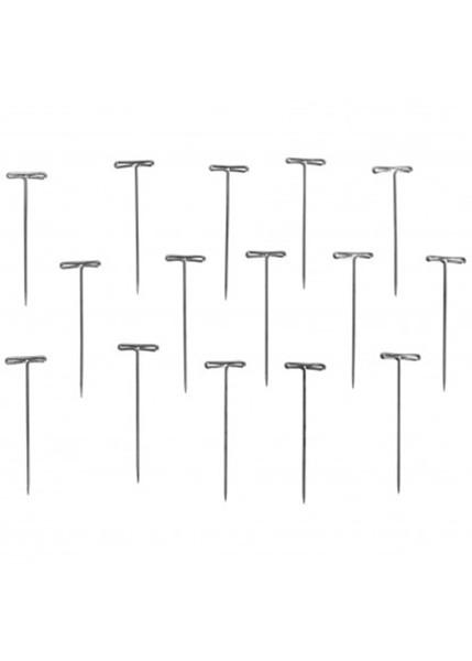 """15pc 2"""" T-Pins (MC)"""