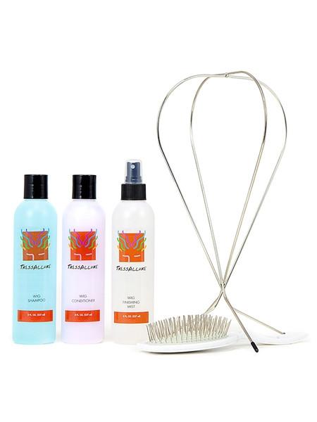 TressAllure Home Care Wig Kit (TA)