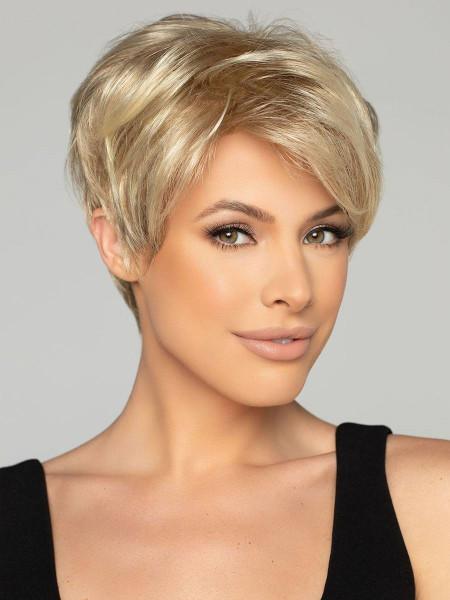 16/613 (Dark Golden Ash Blonde frosted with Lightest Blonde)