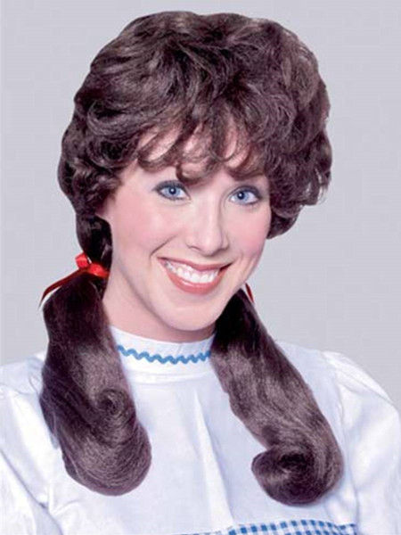 Farmer's Daughter Wig *clearance