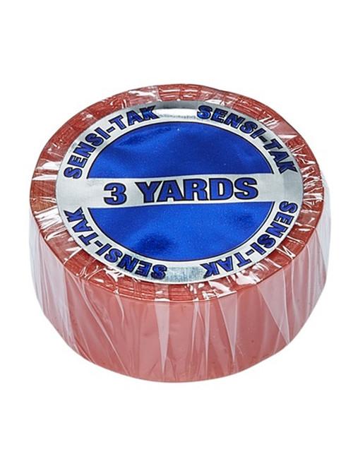 "1"" x 3 yds Red Tape Roll (JR)"