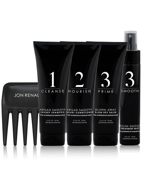 Travel Size Human Hair Kit (JR)