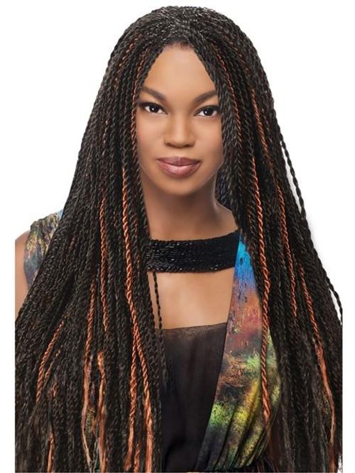 Kinky Jamaican Marli Braid Extensions (VF)