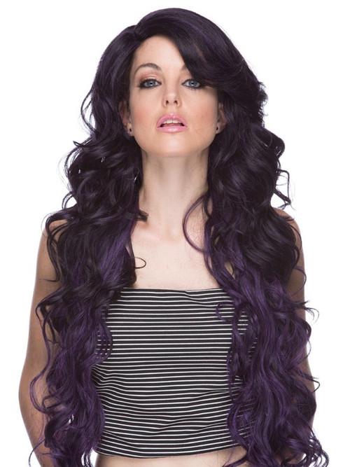 Sombre Dark Purple