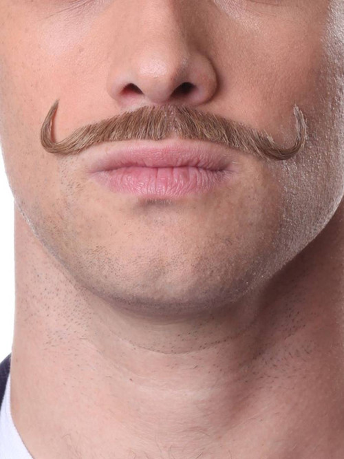 937 Mustache (WB)*clearance