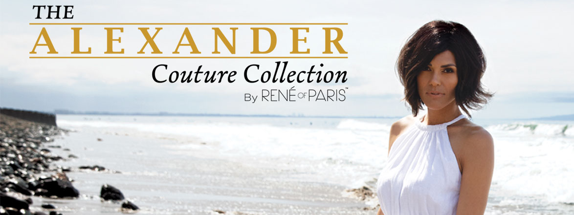 Alexander Couture Collection by Rene of Paris