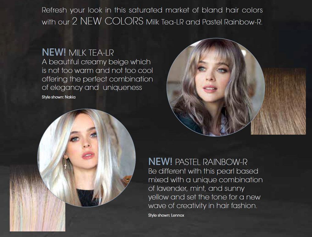 Rene Of Paris 2020 Hi-Fashion Collection New Colors