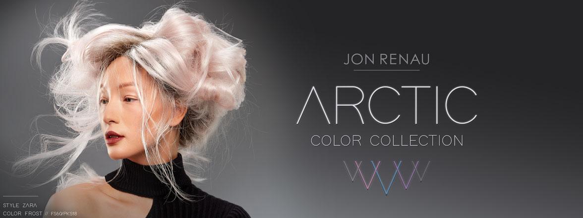 Jon Renau Arctic Color Collection