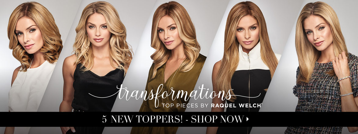 Raquel Welch Transformations Top Pieces Collection