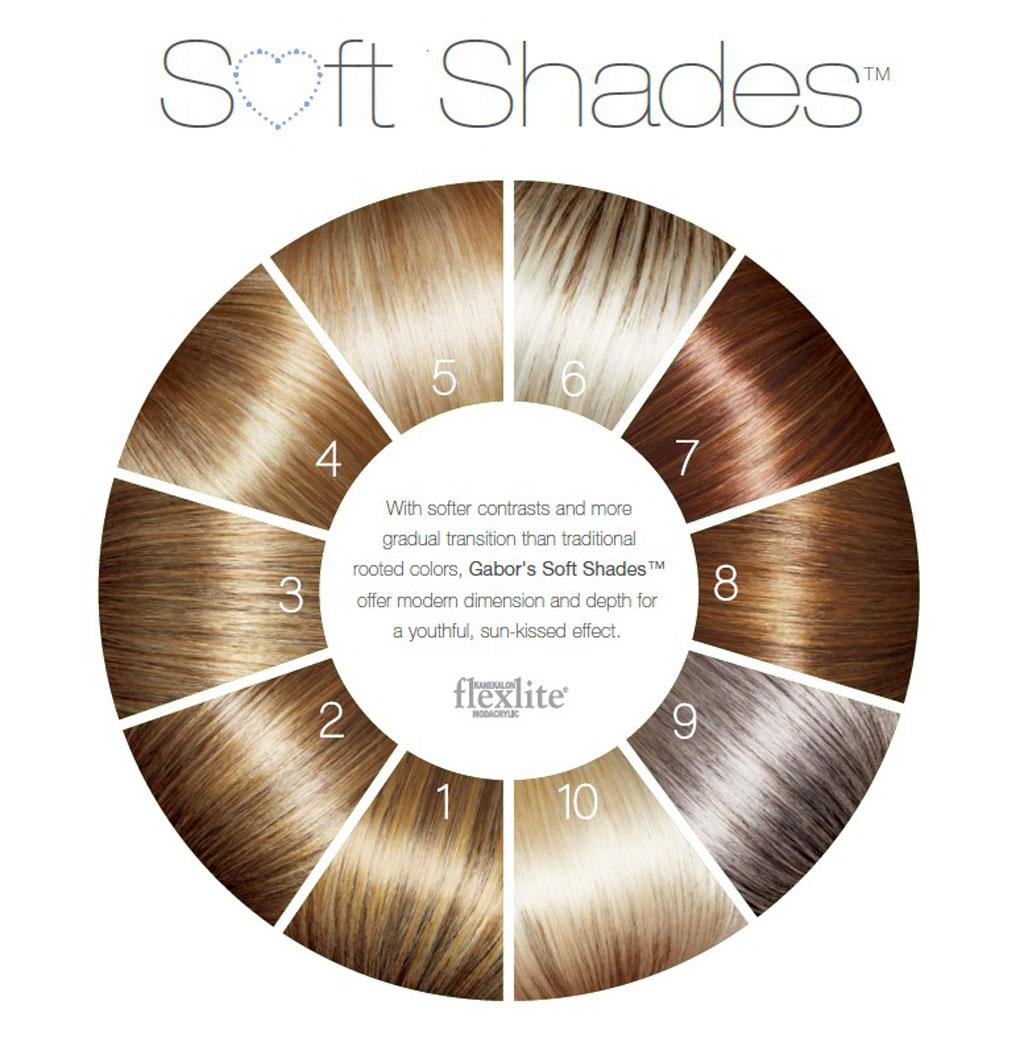 Gabor's Soft Shades