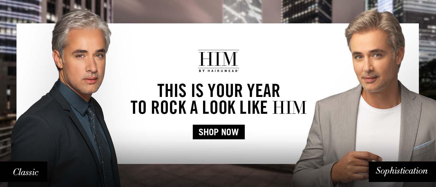 HIM by HairUWear