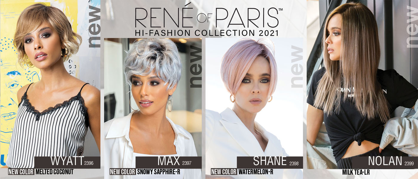 Rene of Paris  2021 Hi-Fashion Collection