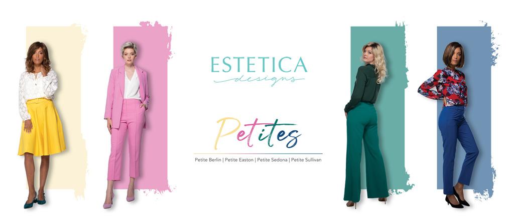 Estetica Designs  Petites Collection
