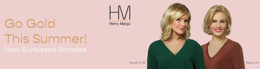 Go Gold This Summer! Henry Margu