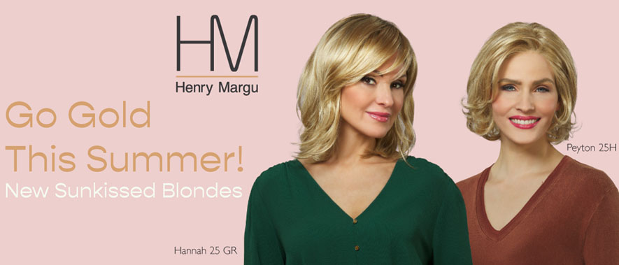 New Sunkissed Blondes by Henry Margu