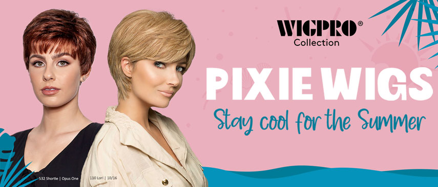 Pixie Wigs by WigPro