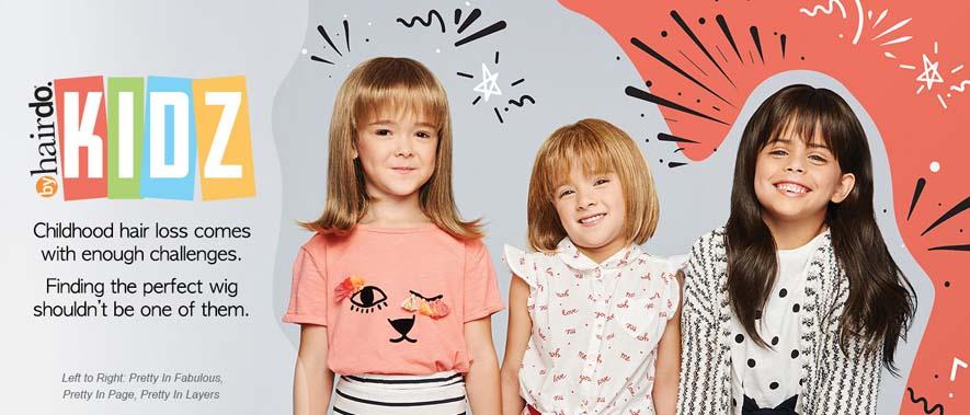 Hairdo  KIDZ Children's Wigs