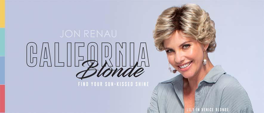 Jon Renau  California Blonde Collection