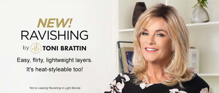 New Ravishing by Toni Brattin