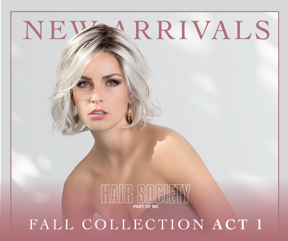 Ellen Wille  Hair Society 2021 Fall Colleciton