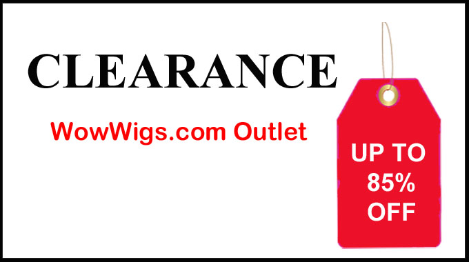 WowWigs.com Clearance Outlet