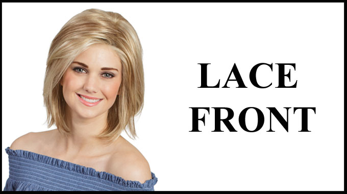 Lace Front Cap Wigs