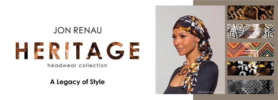 Jon Renau 2021 Heritage Headwear Collection