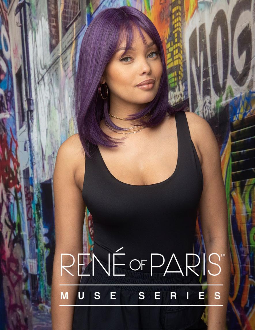 Rene of Paris Muse Colleciton