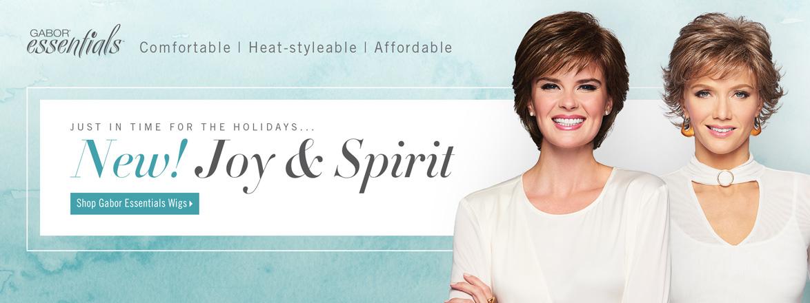 New Joy & Spirit by Gabor Essentials