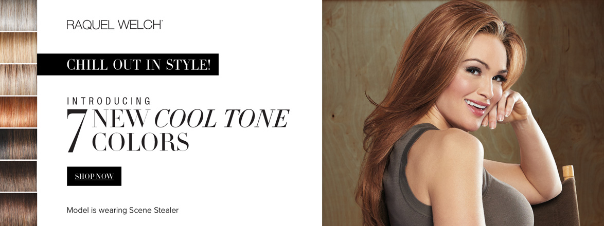 7 New Tone Colors by Raquel Welch