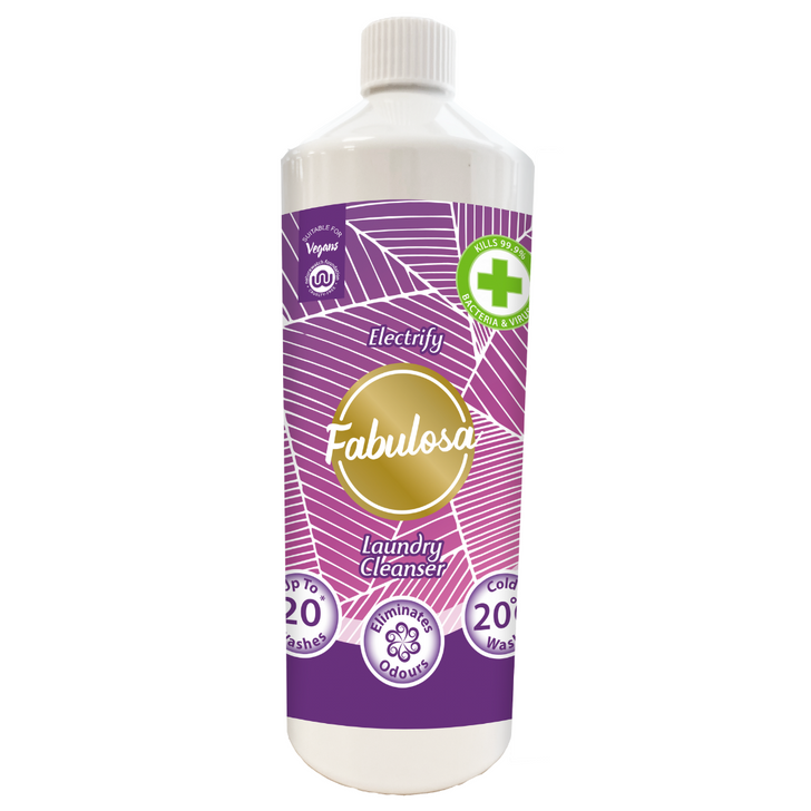 Fabulosa Laundry Cleanser - Electrify (1L)