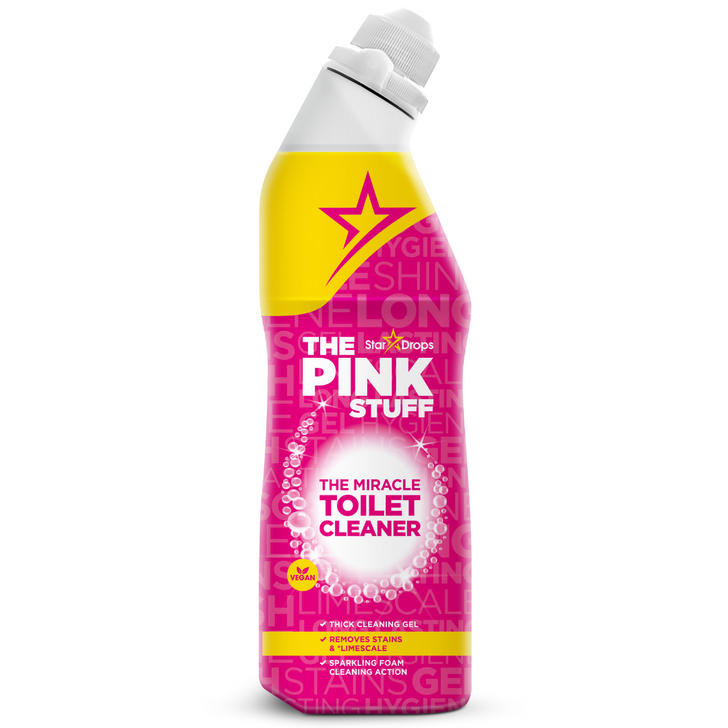 The Pink Stuff - The Miracle Toilet Cleaner (750ml)