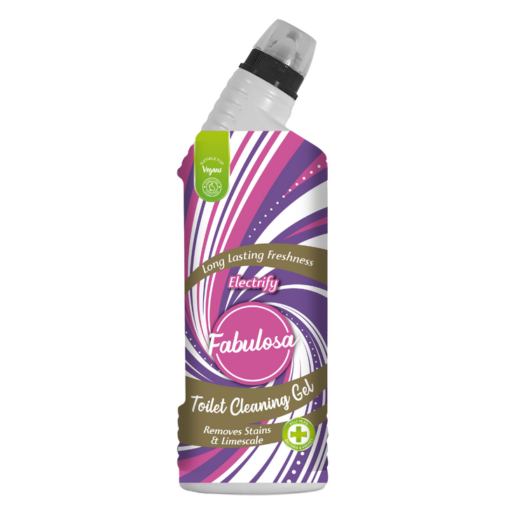 Fabulosa Toilet Cleaning Gel - Electrify (750ml)