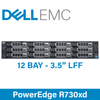 "Dell 13G PowerEdge R730xd - 12 Bay 3.5"" Large Form Factor - 2U Server - Configure to Order"