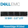 "Dell 12G PowerEdge R720xd - 12 Bay 3.5"" Large Form Factor - 2U Server - Configure to Order"