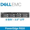 "Dell 12G PowerEdge R520 - 8 Bay 3.5"" Large Form Factor - 2U Server - Configure to Order"
