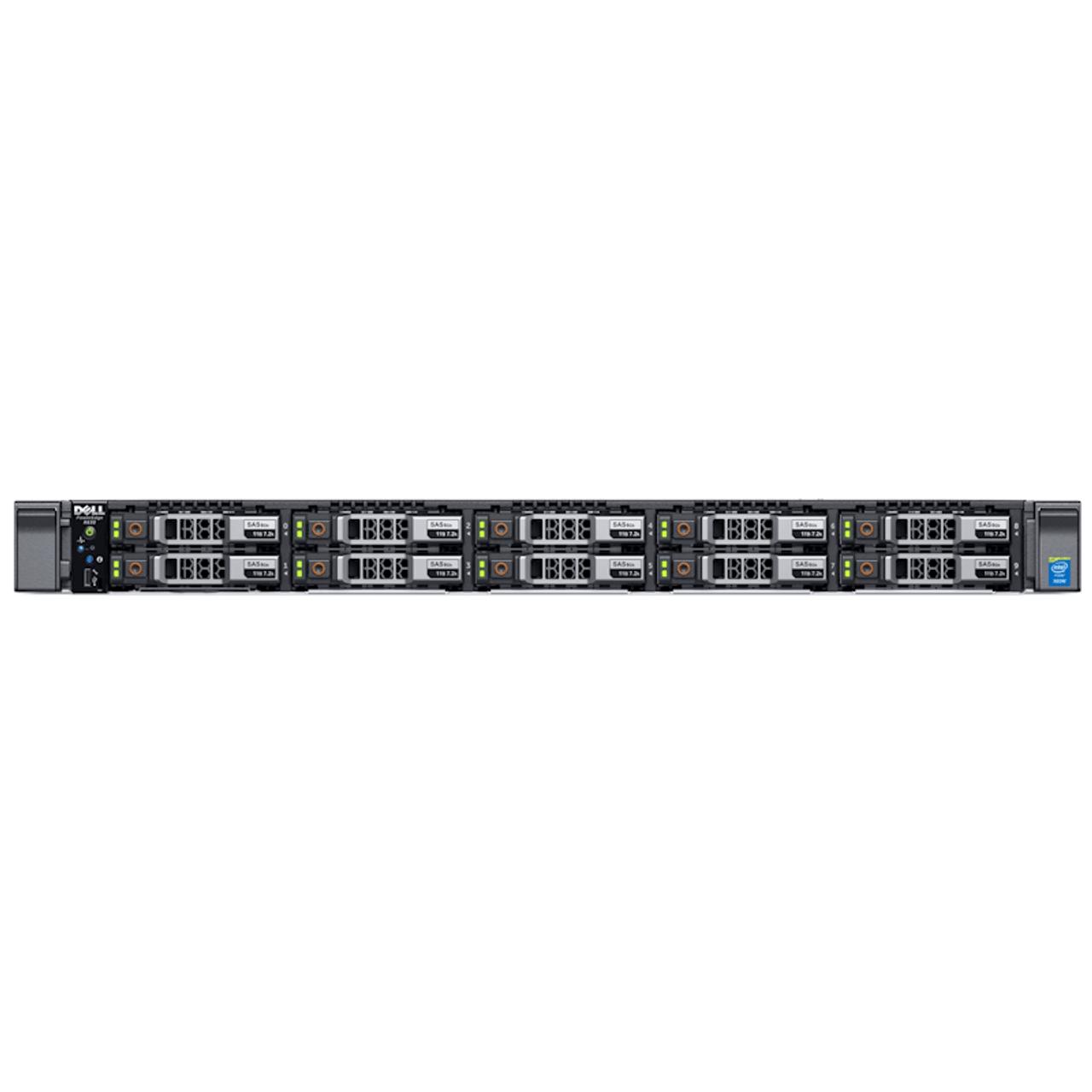 Dell 13G PowerEdge R630 - 10 Bay 2 5