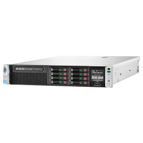 "HP ProLiant DL380p G8 - 8 Bay 2.5"" Small Form Factor - 1U Server - Configure to Order"