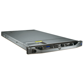 "Dell 11G PowerEdge R610 - 8 Bay 2.5"" Small Form Factor - 1U Server - Configure to Order"