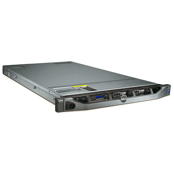 "Dell 11G PowerEdge R610 - 6 Bay 2.5"" Small Form Factor - 1U Server - Configure to Order"