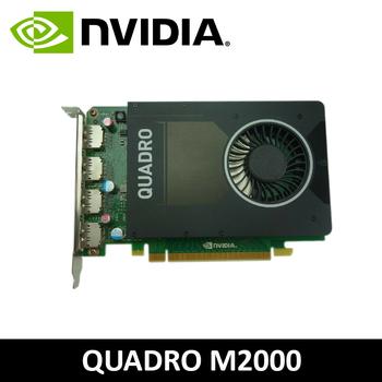 Dell Nvidia Quadro M2000 4GB GDDR5 4x DP PCI-e Graphics Card