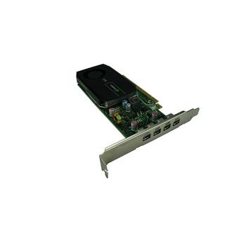 Dell Nvidia Quadro NVS 510 2GB DDR3 4x Mini-DP PCI-e Graphics Card
