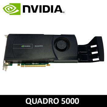 Dell Nvidia Quadro 5000 2.5GB GDDR5 2x DP + 1x DVI  PCI-e Graphics Card