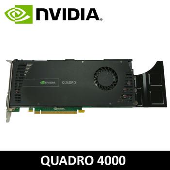Dell Nvidia Quadro 4000 2GB GDDR5 2x DP + 1x DVI PCI-e Graphics Card