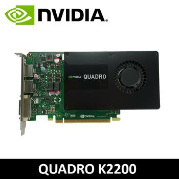 Dell Nvidia Quadro K2200 4GB GDDR5 2x DP + 1x DVI PCI-e Graphics Card