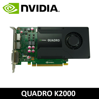 Dell Nvidia Quadro K2000 2GB GDDR5 2x DP + DVI PCI-e Graphics Card