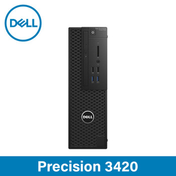 Dell Precision 3420 Small Form Factor Workstation - Configure to Order