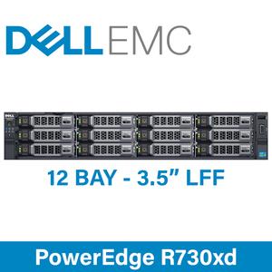 "Dell 13G PowerEdge R730xd - 12 Bay 3.5"" Large Form Factor - 2U Server - Configure to Order"