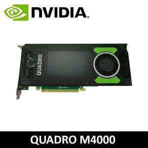 PNY Nvidia Quadro M4000 8GB GDDR5 4x DP PCI-e Graphics Card